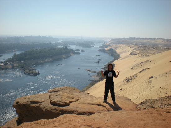 Qubbet el-Hawa : La espectacular vista de Aswan desde la cima de los vientos!