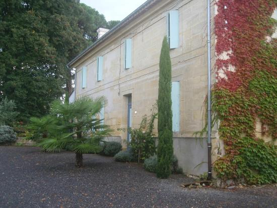 Domaine Mongiron: la maison