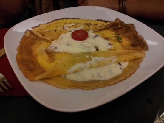 Il Pastarito : omelette