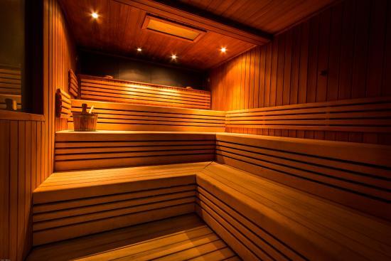 Dry sauna picture of epoque hotel bucharest tripadvisor for Epoque hotel