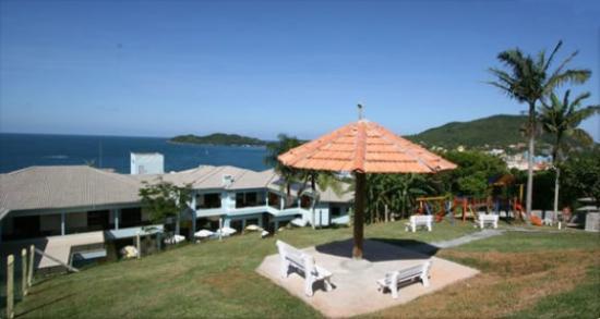 Bombinhas Praia Apart Hotel: Parque para as crianças