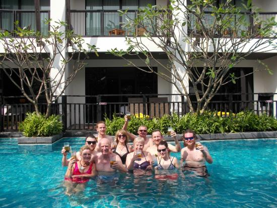 The Crew Picture Of Centara Anda Dhevi Resort And Spa Ao Nang Tripadvisor