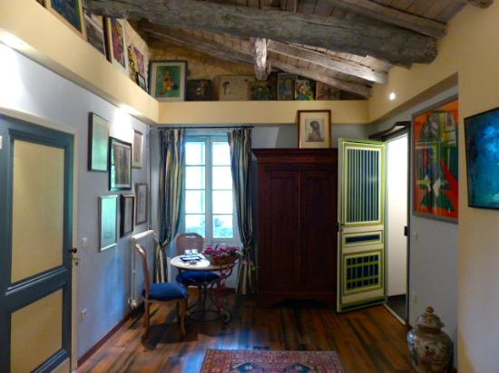 Domaine Mongiron: Van Gogh