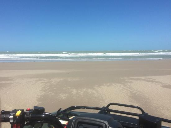 Carnaubinha Praia Resort: Passeio quadriciclo