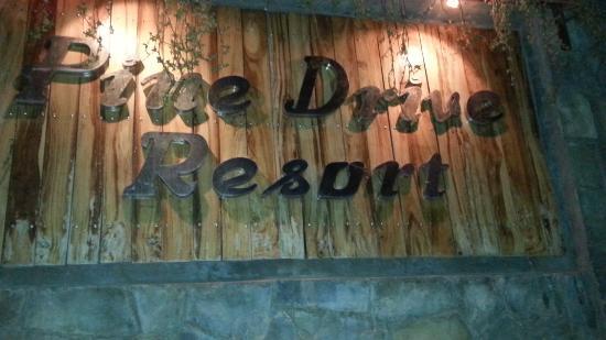Pine Drive Resort : Hotel Pine Drive