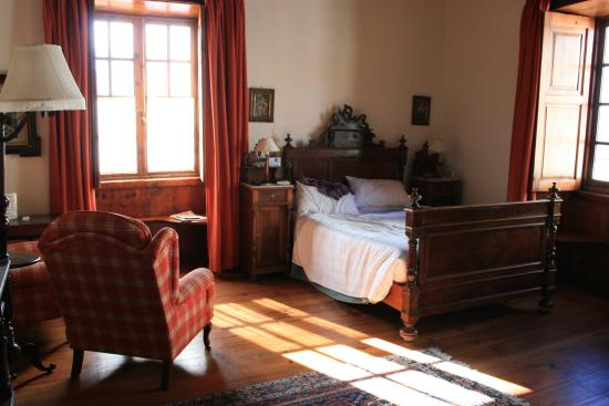 Hotel Rural San Miguel: OUR ROOM IN THE MAIN HOUSE