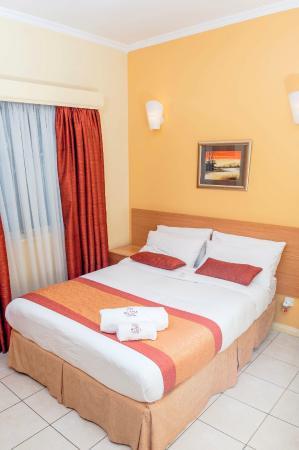 A standard Mvuli House Single Room
