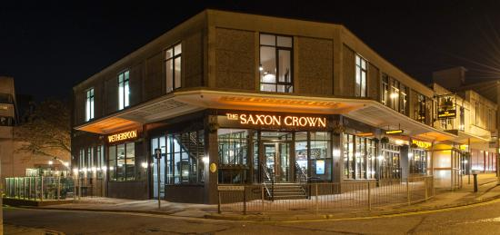 The Saxon Crown