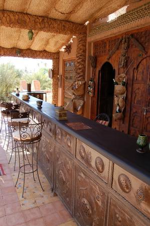 Chez le Pacha: Bar