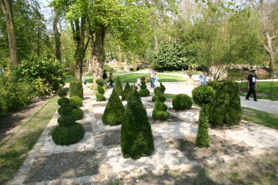 Jardin damier picture of le potager des princes chantilly tripadvisor - Potager des princes chantilly ...