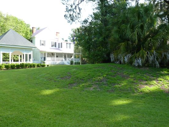 Frampton Plantation House