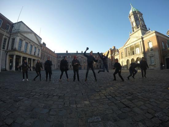 Viking Free Tour Dublin: Dublin Castle