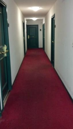 Appart'City Confort Lyon Gerland: Pasillo del 1r piso