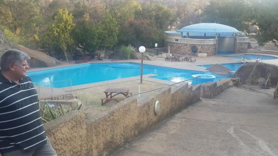 Warm water swimming pools picture of gooderson natal spa - How to warm up swimming pool water ...