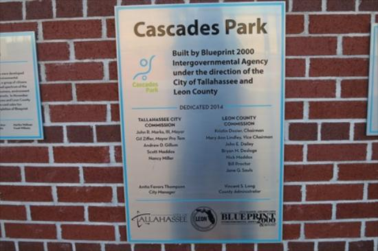 Cascades park was dedicated in 2014 picture of cascades park cascades park was dedicated in 2014 malvernweather Gallery
