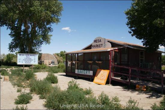 Parque Nacional Capitol Reef, UT: Mesa Farm Market