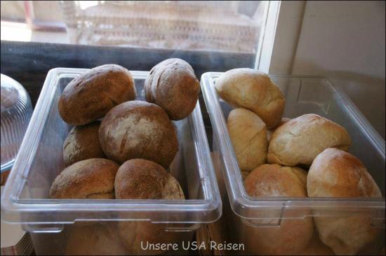 Mesa Farm Market: frisch gebackenes Brot