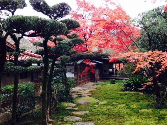 Kunenan : 紅葉の季節に行きました