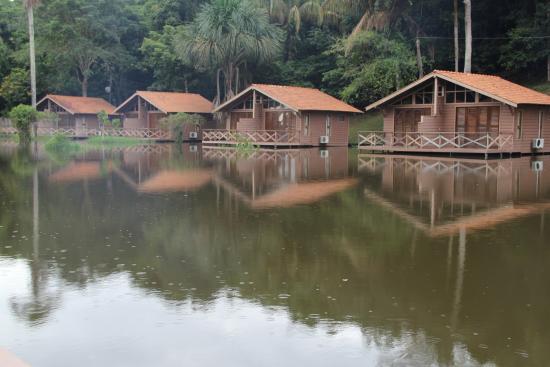 Tiwa Amazonas Ecoresort: Vista do quarto
