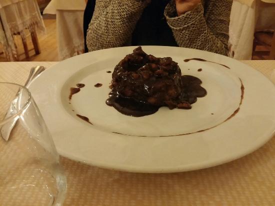 Ristorante Alloro: Filetto con noci ed aceto balsamico