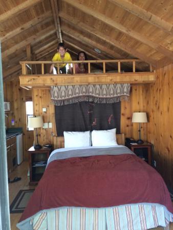 El Capitan Canyon Creekside Queen Loft