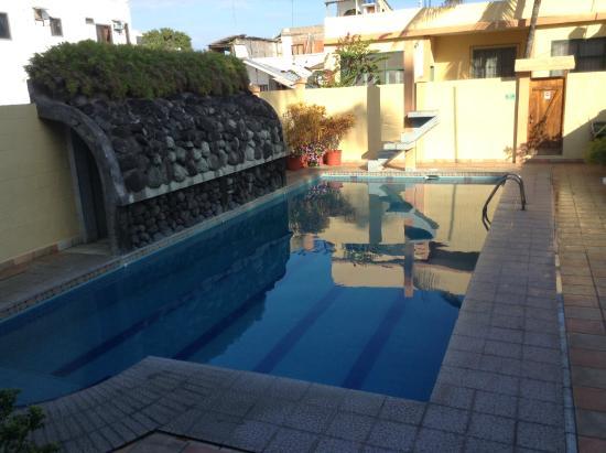 Palmeras Hotel: piscine