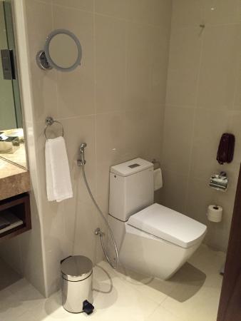 InterContinental Regency Bahrain : toilet