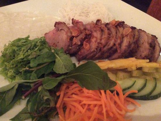 Viet Lang @ the Arts House: Duck Breast.