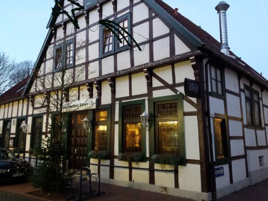 Hotel Altes Gasthaus Schroer: Esterno struttura principale