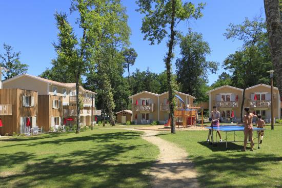 Residence Le Domaine du golf d'Albret