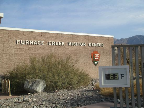 ‪Furnace Creek Visitor Center‬