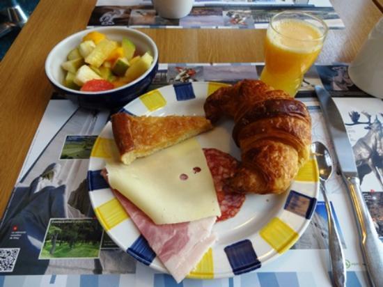 Holiday Inn Express Arras: 朝食は割と充実