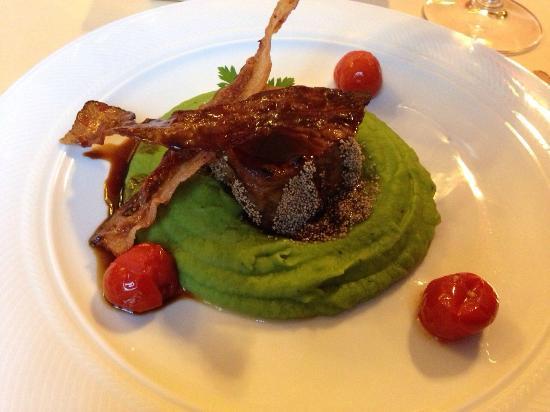 Houdini Restaurant: Special Peas mash, tase great