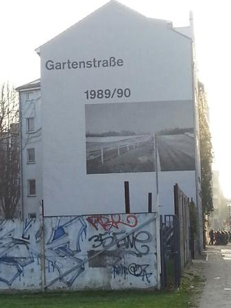 Photo of Memorial of the Berlin Wall taken with TripAdvisor City Guides