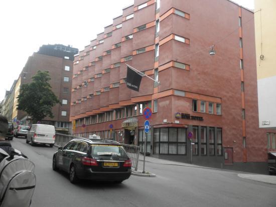 Best Western Kom Hotel Stockholm: Esterno hotel