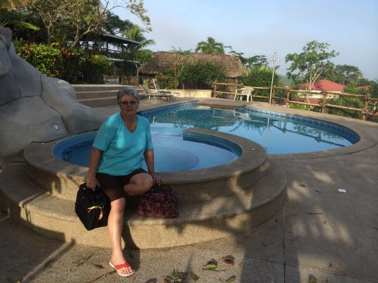 Cahal Pech Village Resort: One of the pools