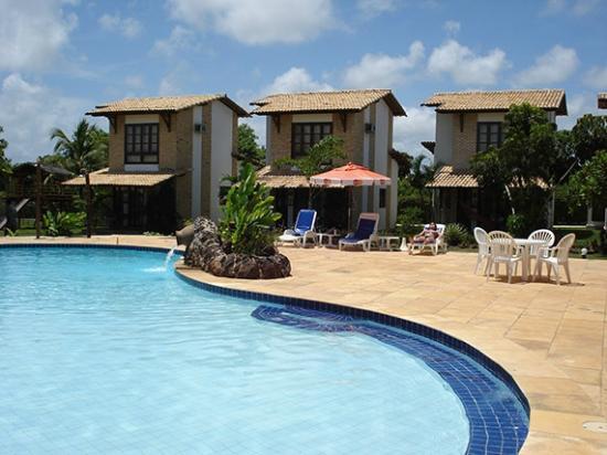 Caba as y jard n picture of suite hotel varandas mar de for Jardin 43 rio gallegos