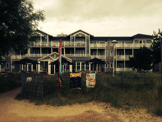 Cape Helius Beach Hotel: Hotel
