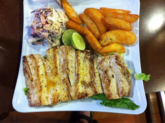 El Fish Market: Grilled Mahi