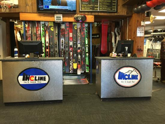 Incline Ski and Snowboard Shop