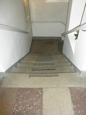 NOFO Hotel, BW Premier Collection: scale non comode
