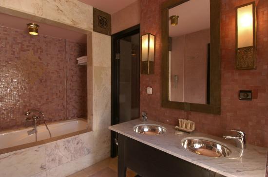 Club Med Marrakech La Palmeraie: Bathroom
