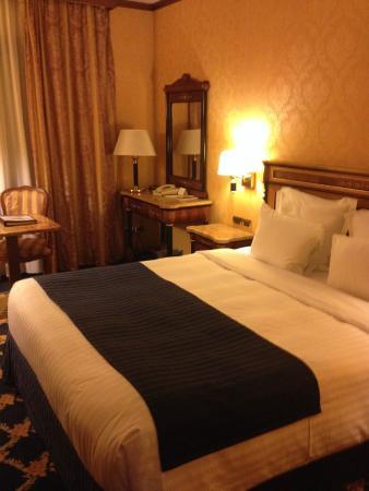Milan Marriott Hotel: Room second floor
