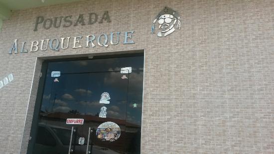 Exu, PE: Pousada Albuquerque