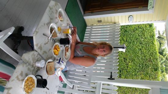 petit djeuner Picture of Duval Gardens Key West TripAdvisor