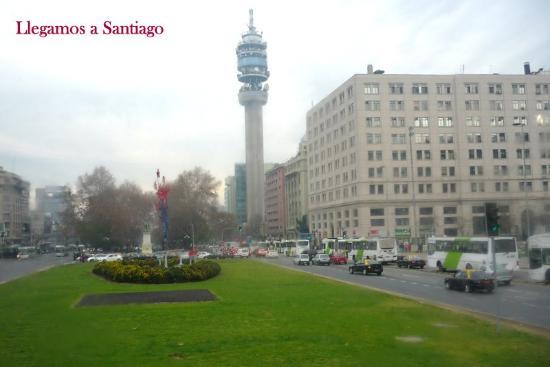 Hotel Diego de Almagro Centro: Muy cerca del Hotel