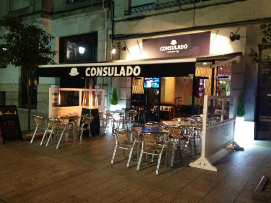 Consulado cóctelbar
