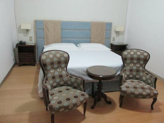 Hotel Universal Terme: camera standard