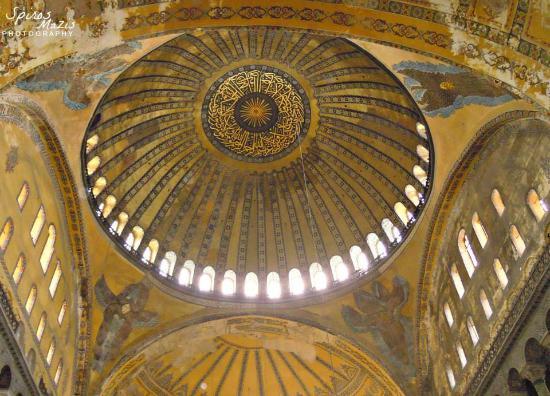 τρουλος - Εικόνα του Μουσείο / Εκκλησία Αγίας Σοφίας (Ayasofya), Κωνσταντινούπολη - Tripadvisor