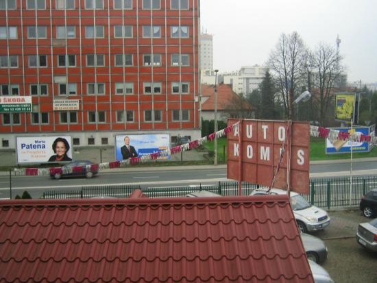 Hotel Apis : Ausblick